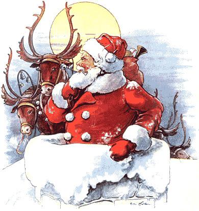 """""""Jingle bells, jingle bells..."""