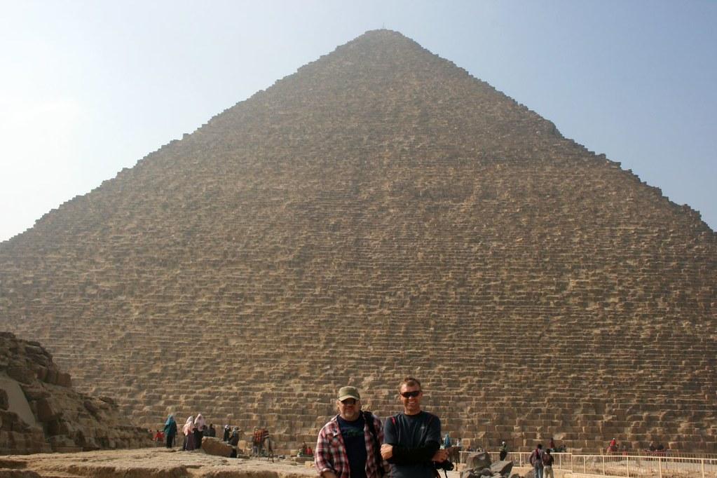 Khufu and me and my bro 1