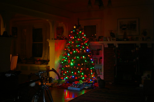 The godless secular solstice holiday tree