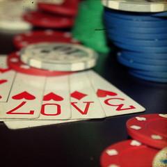 95/365 - LOVE (RoxiRosita) Tags: game love amor 365 cartas juego diciembre proyecto pocker roxirosita cynthiaroxanariosnuez