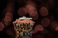 DPS Holiday Food contest entry. (usuqa) Tags: food cake pentax bokeh contest cupcake k5 dps da50135