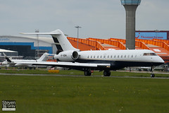 VP-BOW - 9141 - Private - Bombardier BD-700-1A10 Global Express - Luton - 100510 - Steven Gray - IMG_0824