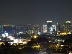 Night lights, Bangsar by the spexyliciousness, on Flickr