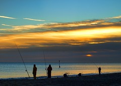 PB134431 Anglers on Hornsea Beach (pete riches) Tags: sea sky beach clouds sunrise coast fishing sand surf waves fishermen shingle resort northsea lures rods beachfishing casting nylon cloudporn bait waders wellingtons carbonfiber anglers fishingline fishingrod carbonfibre eastyorkshire hornsea angling holderness waterproofs monofilament seaanglers fishingtackle eastyorks hornseabeach athornsea peteriches lugwoms jupiter1uk