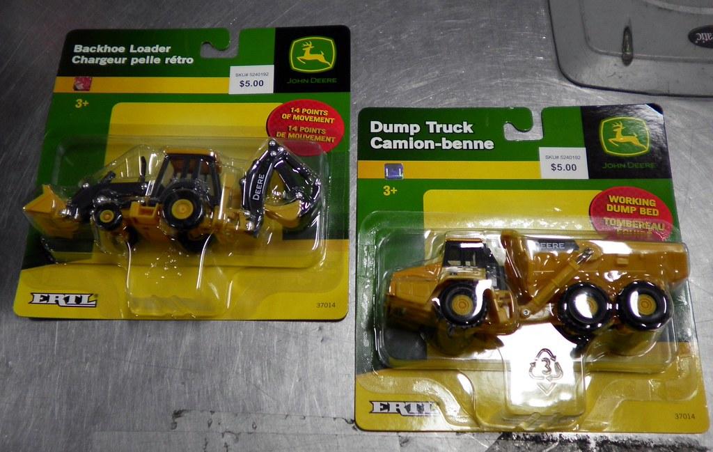 351/365:  John Deere Toys for Tots