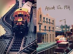 Brickvention Teaser (gambort) Tags: layout town lego trains teaser gould pianta ararat 2011 brickvention