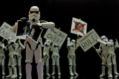 Signs Of The Storm (JD Hancock) Tags: favorite signs trooper black fun toy actionfigure star starwars interesting funny action mob cc figure scifi stormtrooper wars 1k theotherside inkitchen jdhancock lifeonthedeathstar duel365isover nomoreduelz stormtrupersrule