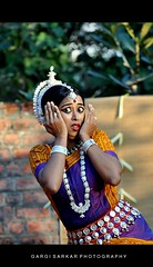 Bhaya Rasa (Rimi's Magik!) Tags: travel india tourism nature birds lady dance nikon expression indian culture chennai incredible orissa tamilnadu odissi dakshinachitra d90 ndia naturechennai