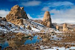 Pinnacle Pool (sandy.redding) Tags: california landscape nikon desert d300 tronapinnacles utatafeature nikkor1755mmf28ged nikond300