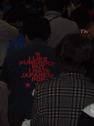 i like punk rock