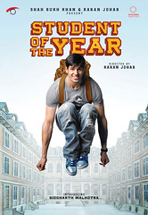 Student of the Year (Gyanguru-Pix) Tags: student year bollywood khan hindi alia shah varun rukh siddarth karan 2011 dhawan bhatt malhotra johar