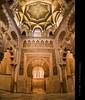 Mihrab (Cani Mancebo) Tags: españa architecture spain arquitectura panoramic tokina mezquita córdoba panorámica mihrab bóvedas 1116 400d canoneos400ddigital mezquitadecórdoba 1116mm canimancebo arcoherradura tokina1116f28dxatxprocanon