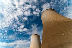 Keep your Cool (wolfcat_aus) Tags: sky tower station nikon power wide australia wideangle victoria tokina vic coal coolingtower cooling d90 latrobevalley yallourn nikond90 1116mm tokina1116mm tokinaaf1116mmf28 yallournpowerstation tokinaatxprodx
