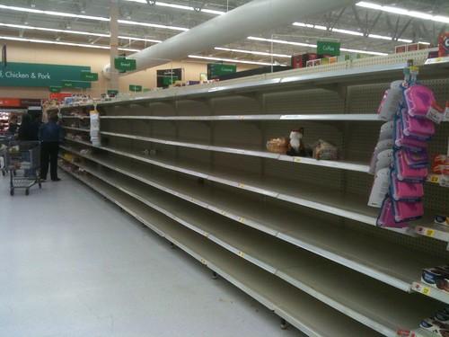 Fwd: No Bread at Trussville walmart