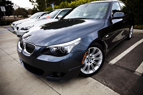 Bmw 535i M Sport. E60 2010 BMW 535i M-Sport