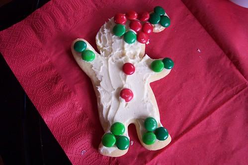 My little man makes a little (cookie) man