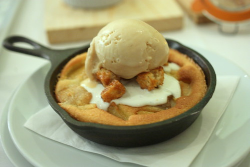 Apple & Pear Clafoutis