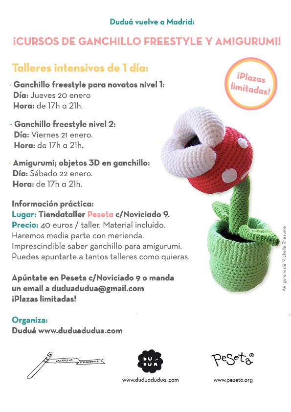 Cursos Madrid