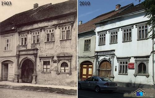 Casa Argintarului - final