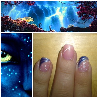 The Worlds Most Recently Posted Photos Of Desenhos And Nailart