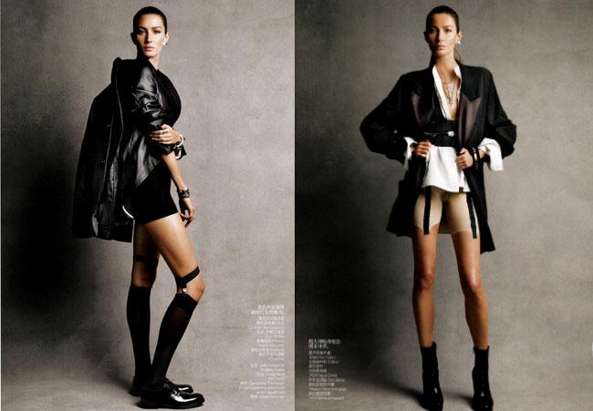 Vogue China January 2011-8