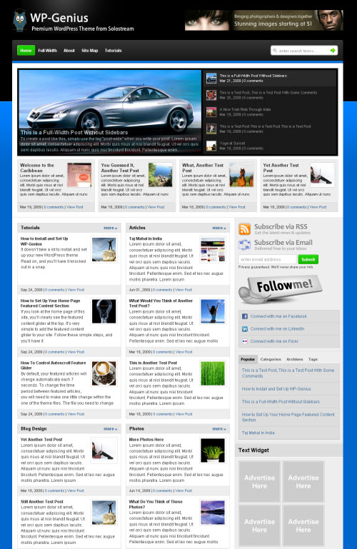 wp-genius-wordpress-theme