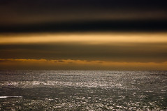 naked sea, christmas day (nosha) Tags: ocean new light sea color water beautiful beauty newjersey nikon grove horizon nj og shore jersey jerseyshore 2010 lightroom oceangrove nosha