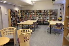 Drammen vgs. skolebibliotek avd. Marienlyst