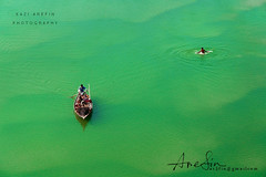 Tora, Manikganj, Bangladesh. (Kazi Arefin) Tags: green nature water beautiful boat dhaka bangladesh tora manikganj kaliganga