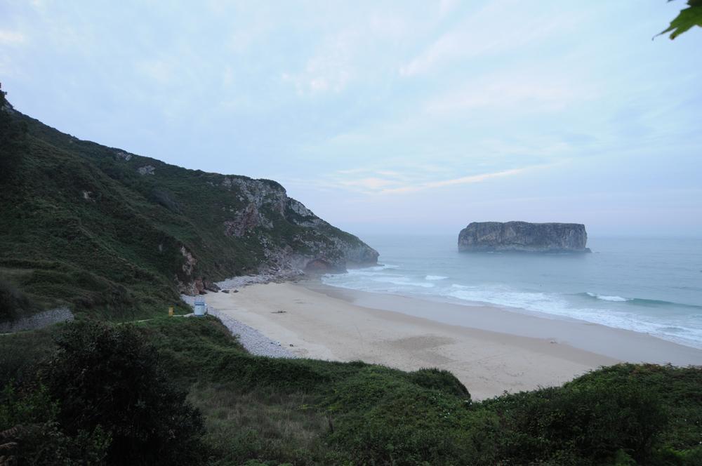 Asturias, Andrin, Playa de Andrin