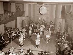 Life Is A Cabaret, Old Chum! (Black History Album) Tags: chicago club africanamerican nightlife cabaret showgirls cottonclub boydadkins