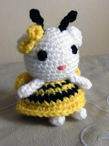 Bumblebee Kitty
