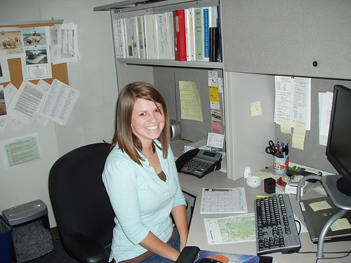 Heather Coleman has returned to NRCS as an intern with the Greenville County office.