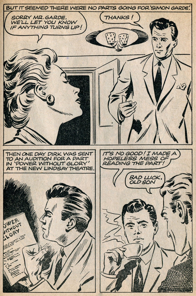 Dirk Bogarde comic 10