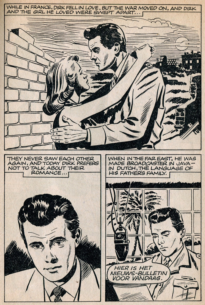 Dirk Bogarde comic 8