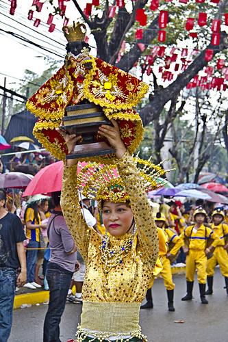 festival queen - street parade