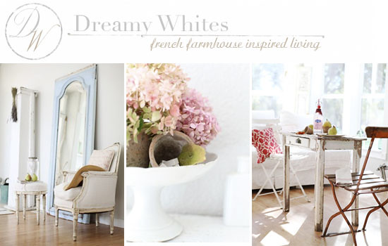 Dreamy Whites