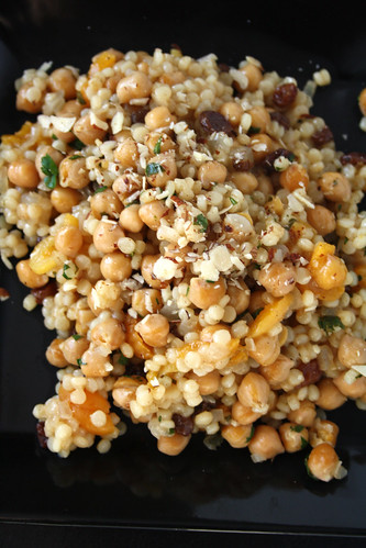 Michael Smith's Moroccan Couscous & Chickpeas