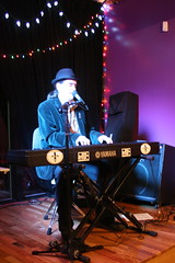 Dan Holmes at Wake The Dead