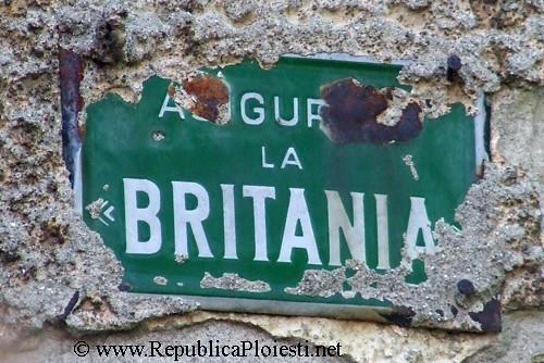 Asigurare Britania - Carpenului