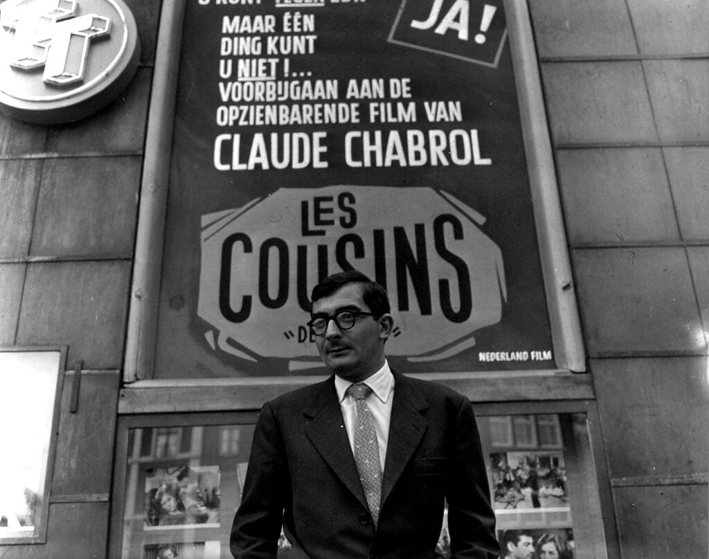 09-18-1959 15988 Claude Chabrol