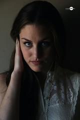 Modelo: Aida de Sàrrega (Yolanda RAWirez) Tags: woman face mujer retrato mirada dulce retrat pensativa