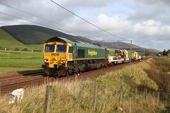 6K27 (37425) Tags: freightliner 66549 6k27 greenhill carlisle kirow cranes