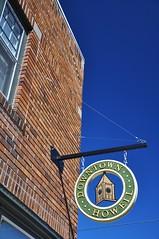 Howellensis (cmu chem prof) Tags: howell livingstoncounty michigan downtown circularpolarizer nationalregisterofhistoricplaces historicdistrict bluesky