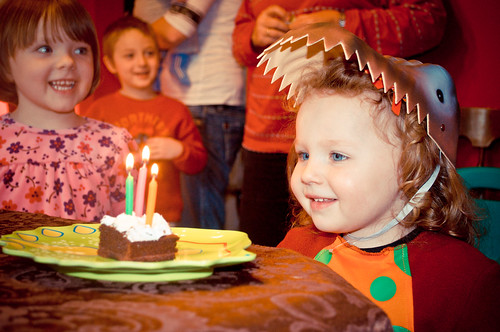 Emmy's 3rd Birthday, 11/20/2010