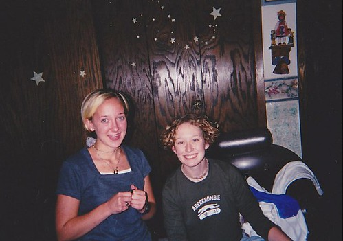 Rachel and I