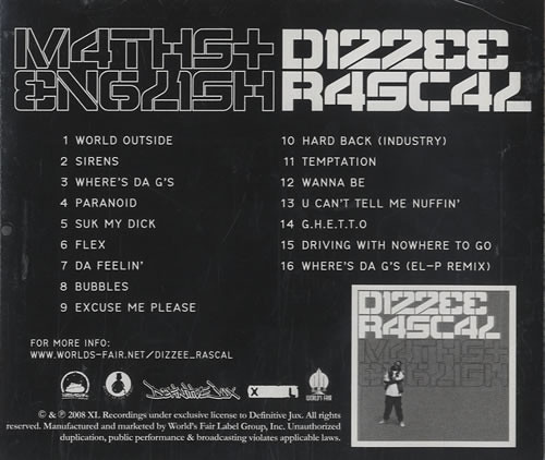 Dizzee-Rascal-Maths--English-462698