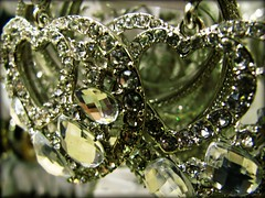 Closer To The Heart - by Rush (f l a m i n g o) Tags: music canon lyrics heart band jewelry sparkle rush vignette closertotheheart