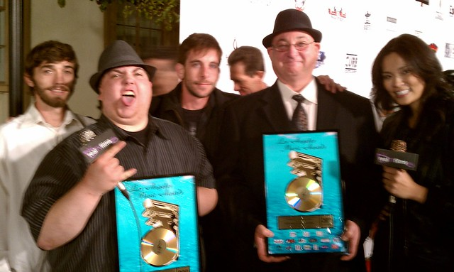 The Fiesty Piranhas, LA Music Awards 2010