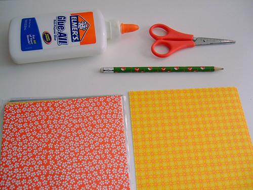 Paper Stars Material